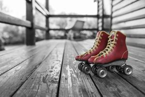 Santé et le sport roller skates