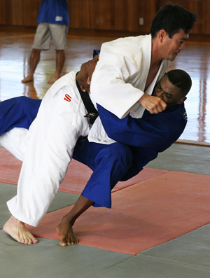 Technique judo