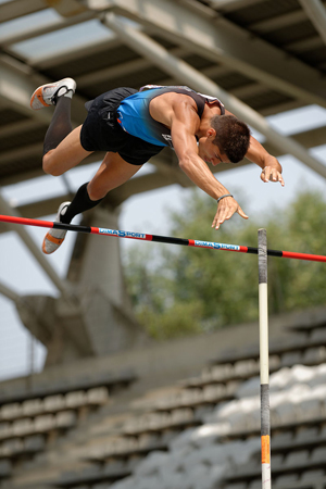 Décathlon saut