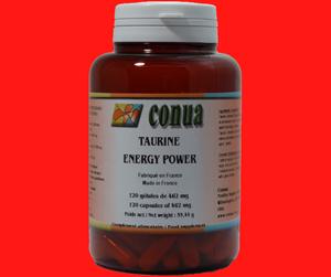 Taurine Energy Power