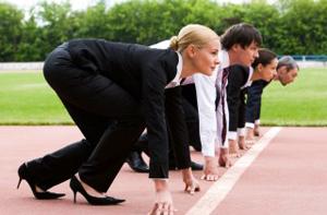 Activité sportive au travail
