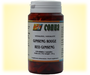Ginseng rouge 500 mg