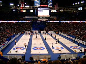 Championnat curling