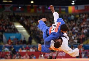 Prise judo
