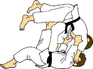 Souplesse judo