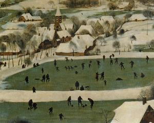 Jeu de hockey en 1565
