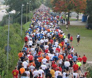 Marathon Munich 2005