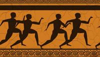 Course de fond Grèce antique