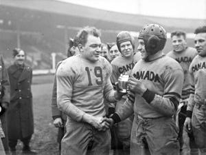 L'histoire du football americain