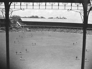 Origine du football australien