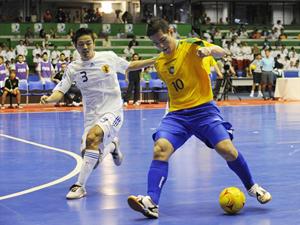 Futsal un sport en salle