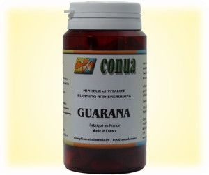 Gélules Guarana