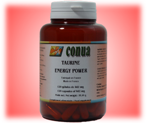 Taurine Energy Power